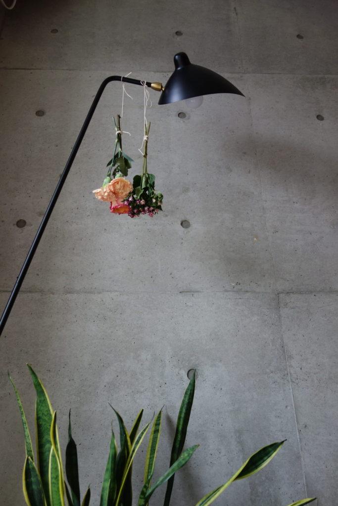 スワッグ作りました。花のある暮らし[インテリア/DIY]