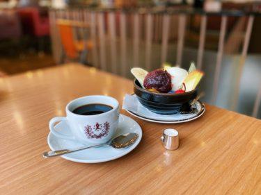 名古屋喫茶店の定番コンパル